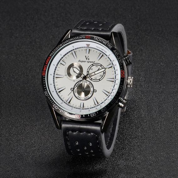 Relógio Sport Luxo V6 - Frete Grátis