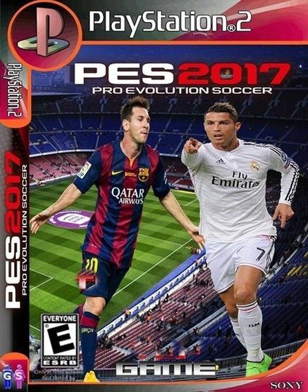 Pes2017 + Fifa 14 (play2)