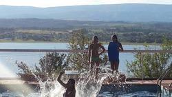 Lago Los Molinos Calamuchita Sierras De Córdoba Con Pileta