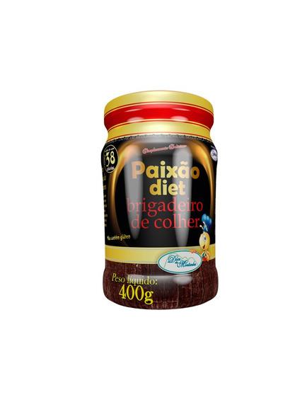 Doce Da Montanha - Brigadeiro Diet De Colher - 400g