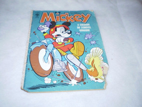 Hq - Gibi - Disney - Mickey Nº 442 Ano 1987