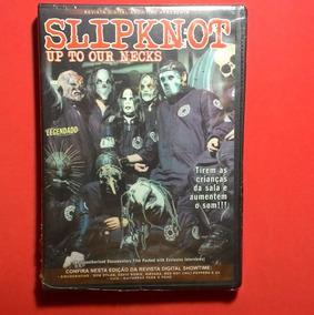 Slipknot - Dvd Uptoournecks - Documentário