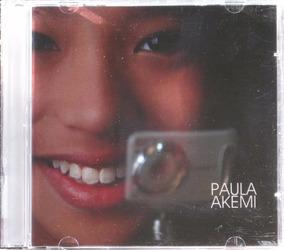 Paula Akemi Cd Col Pop Music Por Paula Akemi