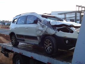 Sucata Chevrolet Spin Activ Ltz 1.8 Auto. 16 Retirada Peças