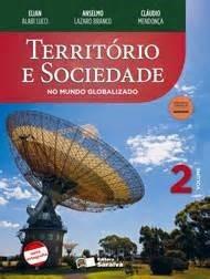 Livro, Geografia, Território E Sociedade Vol.2