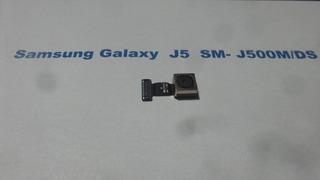 Camera Traseira Samsung Galaxy J5 Sm-j500m/ds Original