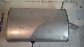Silenciador Tras Do Peugeot 206 E 207 Sw 1.4 8v 1.6 ,16v Org