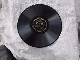Disco De Vitrola La Musa Mistonga / Beba