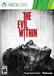 The Evil Within Xbox 360 Fisico Nuevo