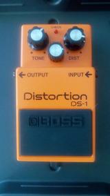 Pedal Boss Distortion Ds- 1