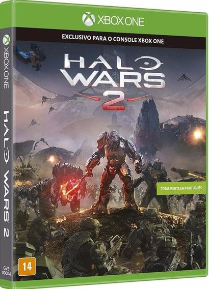 Halo Wars 2 Xbox One Mídia Fisíca Lacrado
