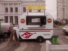 Food Truck Trailer Totalmente Equipado!.precio Negociable.