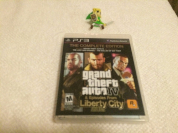 Grand Theft Auto Iv - The Complete Edition Com Mapa
