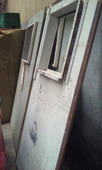 Puerta Blindada De Acero Balistico
