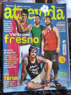 Revista Atrevida - Fresno + Pôster