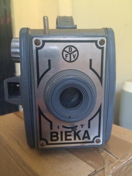 Máquina Fotográfica Bieka