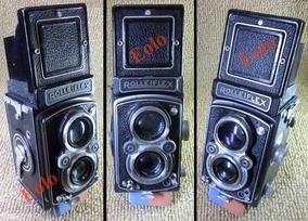 1 Rolleiflex Automat * Tessar 3,5 * Ótimo Estado * Rollei &