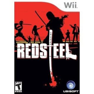 Redsteel Wii