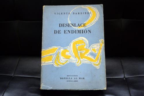 Desenlace De Endimion - Vicente Barbieri - 1951