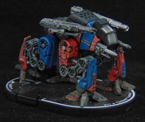 Miniatura De Robô Mechwarrior Battletech - Chikako Xanthos