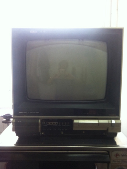 Vendo Tv Philco Hitashi 14 Antiga