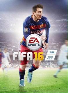 Fifa 2016 Para Playstation 4 (blu-ray)