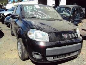 Sucata Fiat Uno 1.4 (vendido Em Peças)