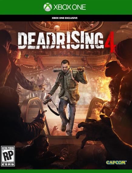 Deadrising 4 Xbox One Mídia Física ( Lacrado )