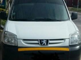Camioneta Con Equipo De Frío Para Congelados Peugeot Partner