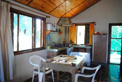 A Pasos Del Arroyo. Vendo Casa En Barra Del Chuy (uruguay)