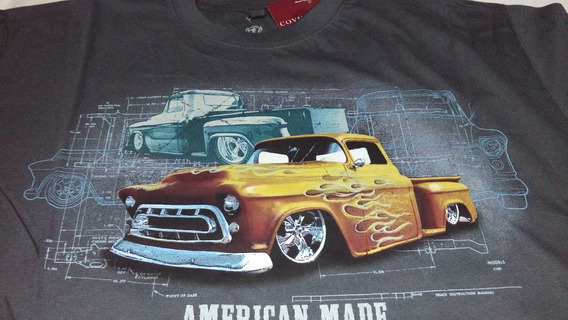 Auto Vw Y Pick Up Chevrolet, Playeras (2)