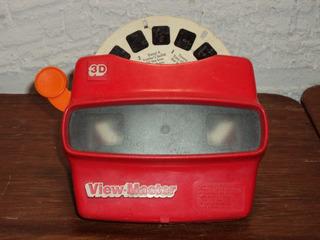View Master 3d Epoca Atari