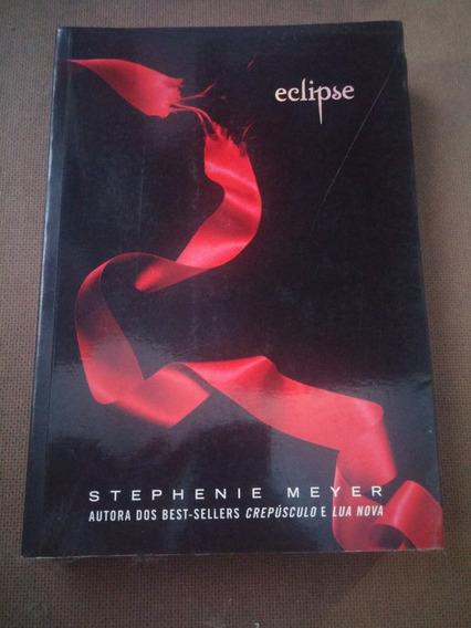 Livro Eclipse (saga Crepúsculo)
