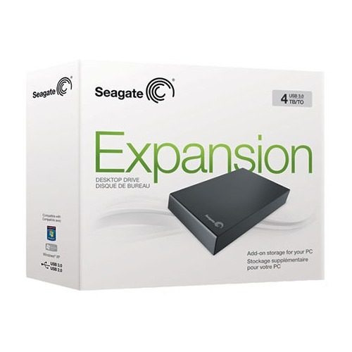 Hd Externo 4tb Seagate Expansion Usb 3.0 Stbv4000200