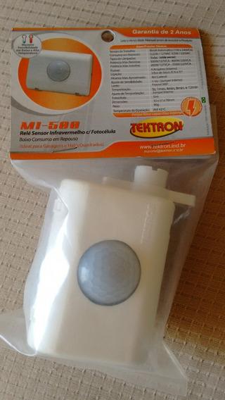 Rele De Sensor Infravermelho C/ Fotocelula