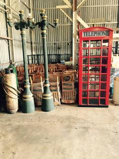 Mobiliario Y Decoracion Para Restaurante Retro