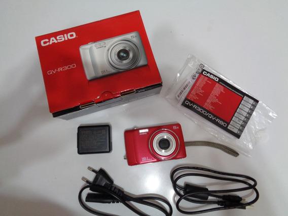 Camara Digital Casio Qv-r300