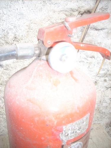 Extintor, 15 Cm Ancho X 52 Cm Altura.