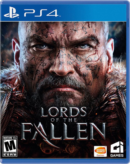 Lords Of The Fallen - Playstation 4 - S. G.