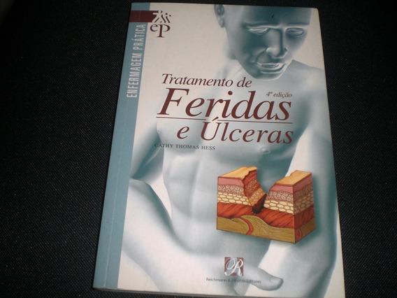 Livro Tratamento De Feridas E Úlceras(4ª Edição)