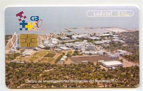 Tarj 30 Aniversario Cib Centro De Investigaciones Biolog