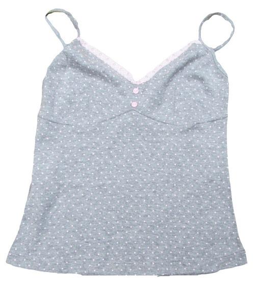 Pijama Mescla Feminino