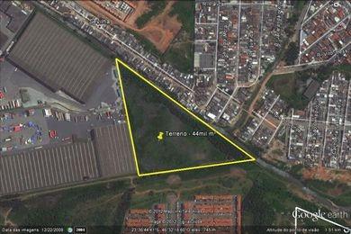 Ref.: 2961 - Terreno Em Santo André, No Bairro Vila Prosperidade