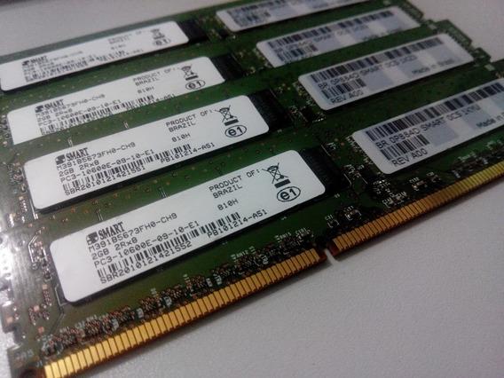 Memoria Smart 2gb 2rx8 Ddr3 Pc3-10600e Pn M391b5673fh0