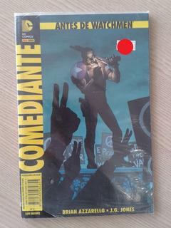Antes De Watchmen Vol. 5 - Comediante