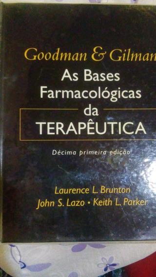 Livro As Bases Farmacológicas Da Terapeutica