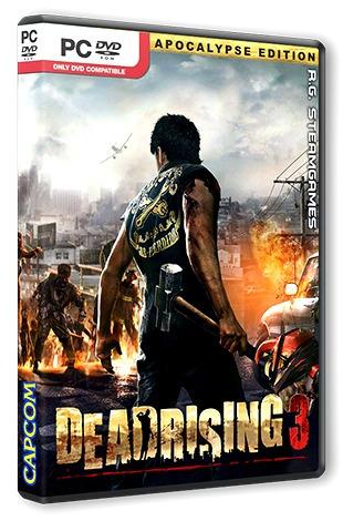 Dead Rising 3 Apocalypse Edition - Pc Dvd - Frete 8 Reais