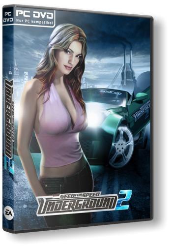 Need For Speed Underground 2 - Pc Dvd - Frete 8 Reais