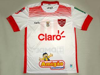 Camisa Oficial Do Linense - Lins - São Paulo - Futebol
