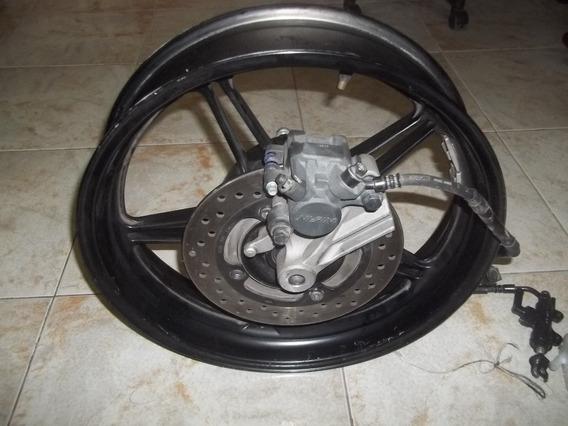 Kit De Freio Moto Cb300 E Twister E Roda Traseira